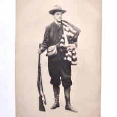 Postales: TARJETA POSTAL S.M.D. ALFONSO XIII REY DE ESPAÑA. HAUSER Y MENET Nº 1020. Lote 49775378