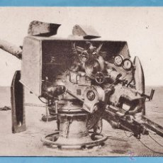 Postales: ANTIGUA POSTAL - LANZADERA GUN LANCE OF HMS - IMPERIAL WAR MUSEUM / MUSEO GUERRA - LONDRES - NUEVA. Lote 50096969