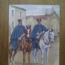 Postales: GUARDIA URBANA DE BARCELONA / ACUARELAS DE CARLOS URBEZ / SERIE 2ª Nº 13. Lote 50566837
