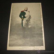 Postales: MILITAR POSTAL ANTERIOR A 1905. Lote 51696072