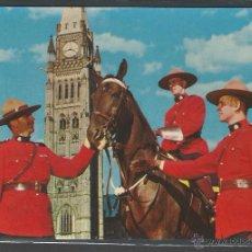 Cartes Postales: REAL POLICÍA MONTADA DEL CANADÁ - P12204. Lote 52165015