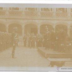 Postales: TARJETA POSTAL DE MILITARES. JURA BANDERA.. Lote 52500798