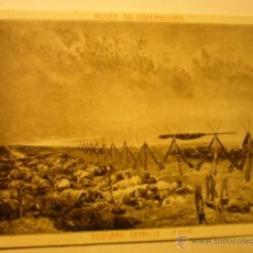Postales: POSTAL EXTRANJERA EDOUARD DETAILLE-LE REVE-MUSEE LUXEMBOURG --BB. Lote 52806140