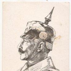 Postales: POSTAL ANTIGUA DEL KAISER GUILLERMO II. Lote 54452772