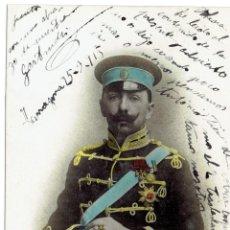 Postales: PS4876 POSTAL FOTOGRÁFICA DE JAIME DE BORBÓN. CIRCULADA EN 1913. Lote 107322760