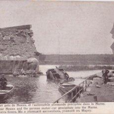 Postales: P- 4865. POSTAL GUERRE EUROPEENNE DE 1914,ED. PATRIOTIQUE. LE PONT DE TRIPORT PRES DE MEAUX. 1759.. Lote 55879303