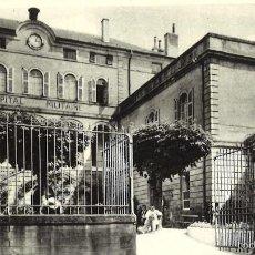Postales: HOSPITAL MILITAR. BOURBON-L'ARCHAMBAULT. FRANCIA. Lote 57160892