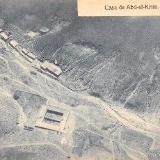 Postales: CASA DE ABD-EL-KRIM. Lote 58129784