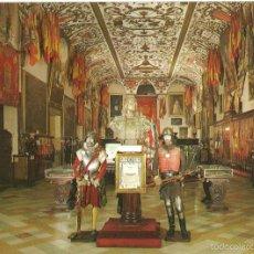 Postales: MUSEO DEL EJÉRCITO. MADRID. SALA DE REINOS. Lote 58503302