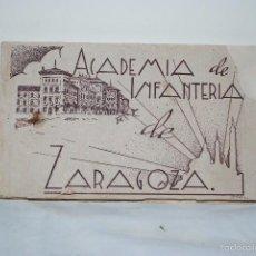 Postales: ACADEMIA DE INFANTERIA DE ZARAGOZA. Lote 61101823