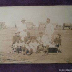 Postales: POSTAL - GUERRA DE AFRICA - R. GUILLEMINOT - MELILLA - DEL RIF - AÑO 1909 -. Lote 61167967