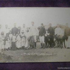 Postales: POSTAL - GUERRA DE AFRICA - R. GUILLEMINOT - MELILLA -DEL RIF - AÑO 1909 -. Lote 61168047