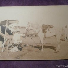Postales: POSTAL - GUERRA DE AFRICA - R. GUILLEMINOT - MELILLA - DEL RIF - AÑO 1909 -. Lote 61194091