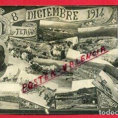 Postales: POSTAL TETUAN 8 DICIEMBRE 1914, MILITARES REGIMIENTO INFANTERIA , VER REVERSO , ORIGINAL, P85776. Lote 64863527