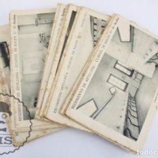 Postales: CONJUNTO DE 45 POSTALES DEL REGIMIENTO ARTILLERÍA. CUARTEL DE BAILÉN, Nº 44. BARCELONA - SIN DIVIDIR. Lote 64935871