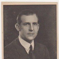 Postales: POSTAL S.A.R. DON JUAN DE BORBÓN Y BATEMBERG. AÑOS 40.. Lote 65680950