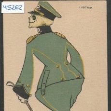 Postales: POSTAL ANTIGUA - LUSITANIA -COLECCION ALMOGUERA SERIE B -VER REVERSO-(ZG-45.262). Lote 65941374