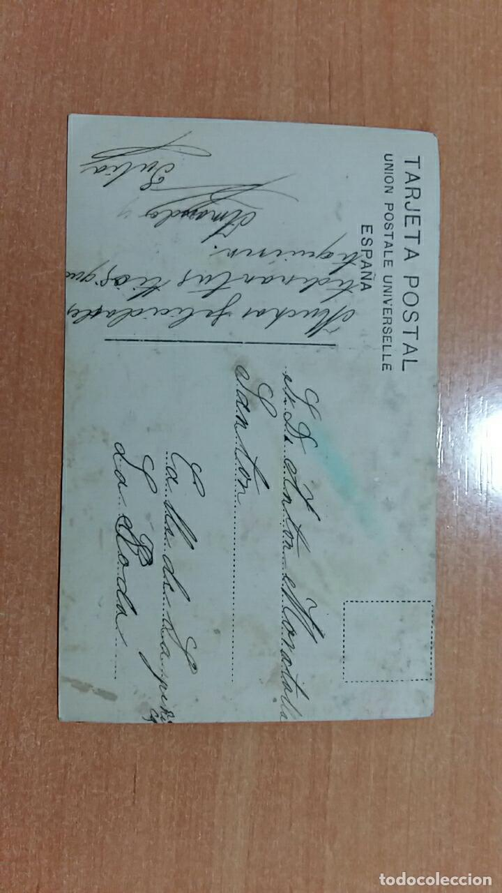 Postales: ANTIGUA POSTAL, TARJETA POSTAL, OTRA VICTORIA. - Foto 2 - 66007846