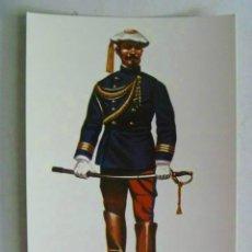 Postales: GUERRA CARLISTA : AYUDANTE DE CAMPO DE UN GENERAL ( 1872 ). DE DELFIN SALAS. Lote 66960090