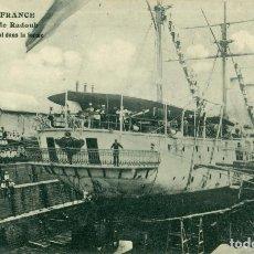 Postales: CRUCERO ALFONSO XII. MARTINICA. FORT DE FRANCE. MAYO DE 1896. GUERRA DE CUBA. . Lote 67492109