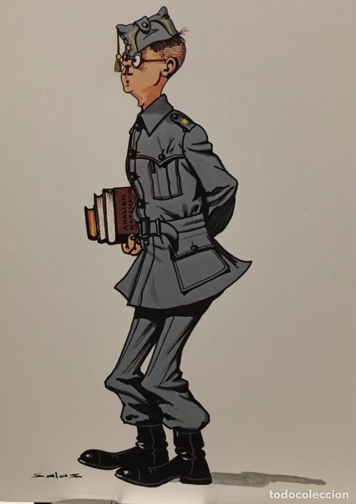 ACADEMIA TOLEDO. UNIFORMES TEMÁTICOS (Postales - Postales Temáticas - Militares)
