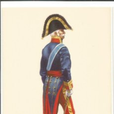 Postales: TENIENTE GENERAL UNIFORME GRAN GALA 1815 EJERCITO ESPAÑOL - POSTAL UNIFORME MILITAR. Lote 74719887