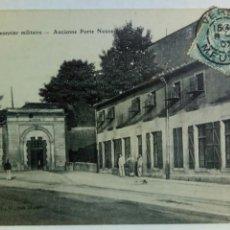 Postales: POSTAL FRANCIA 1907 VERDUN PALOMAR MILITAR. Lote 81831782