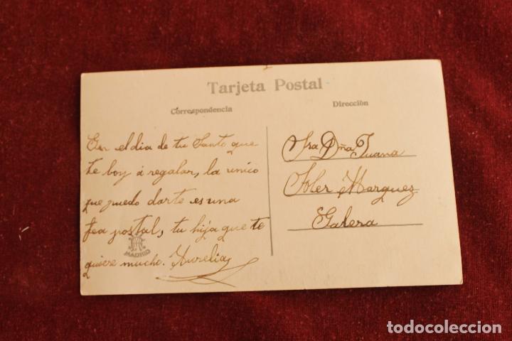 Postales: ANTIGUA POSTAL, ENFERMERA CRUZ ROJA Y SOLDADO, EDICIONES RAPIDE - Foto 2 - 89006448