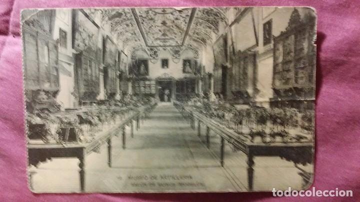 MUSEO DE ARTILLERÍA - 12 - SALÓN DE REINOS ( MODELOS ) (Postales - Postales Temáticas - Militares)