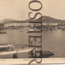 Postales: POSTAL, PUERTO DE LA LUZ-LAS PALMAS GRAN CANARIA, VARADERO CLUB NÁUTICO, CIRCULADA-VER DESCRIPCIÓN. Lote 91570115