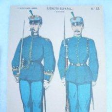 Postales: COLECCION NUMERADA DE 8 POSTALES DE PALUZIE Y BOSCH. EN SU SOBRE. Nº 105. Lote 96883251