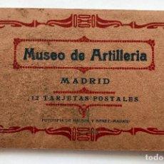 Postales: MUSEO DE ARTILLERIA DE MADRID. Lote 97726075