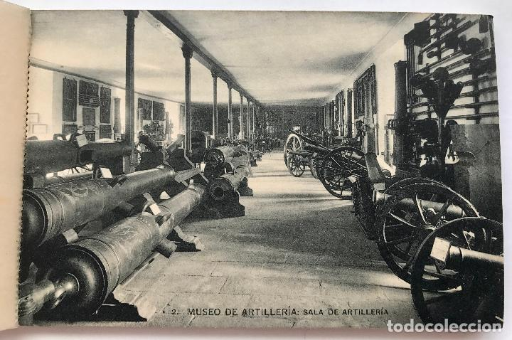 Postales: Museo de Artilleria de Madrid - Foto 3 - 97726075