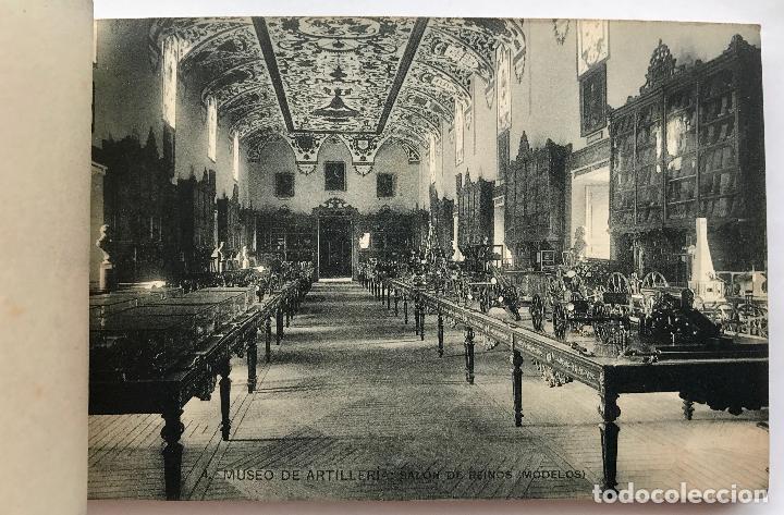 Postales: Museo de Artilleria de Madrid - Foto 4 - 97726075