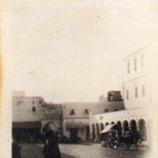 Postales: PEQUEÑA FOTOGRAFIA 7 X 4,5 CENTIMETROS PARECE MARRUECOS. Lote 101364715