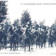 Postales: POSTAL MILITAR FRANCESA. 1928. CAMP DE SISSONNE (AISNE). Lote 103778475