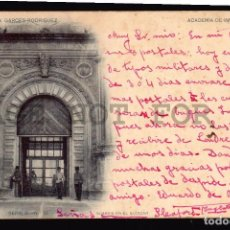 Postales: ACADEMIA DE INFANTERIA GUARDIA EN EL ALCAZAR SERIE B. Nº12 COLECCION GARCES RODRIGUEZ (W4_3670). Lote 105595903