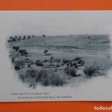 Postales: POSTAL CURSO MAYO - DICIEMBRE 1922, EJERCICIOS EN LA VENTA DEL HOYO. EN GUERRILLA...R-7823. Lote 105803407