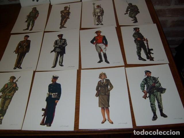 Postales: POSTAL MILITAR,LOTE DE 31 POSTALES MILITARES DE COLECCION,SALAS. - Foto 4 - 107327979