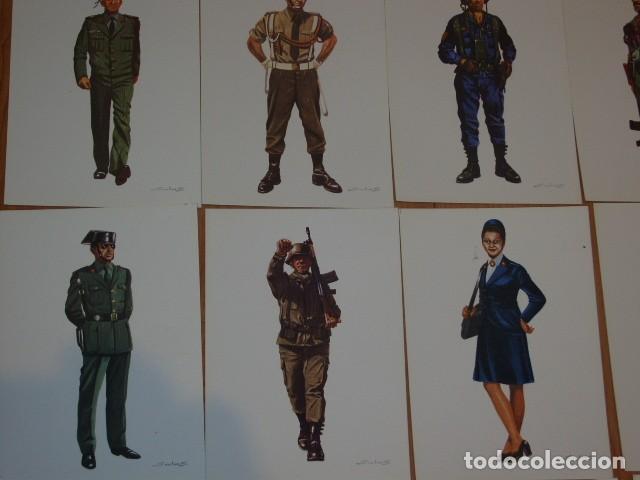 Postales: POSTAL MILITAR,LOTE DE 31 POSTALES MILITARES DE COLECCION,SALAS. - Foto 6 - 107327979