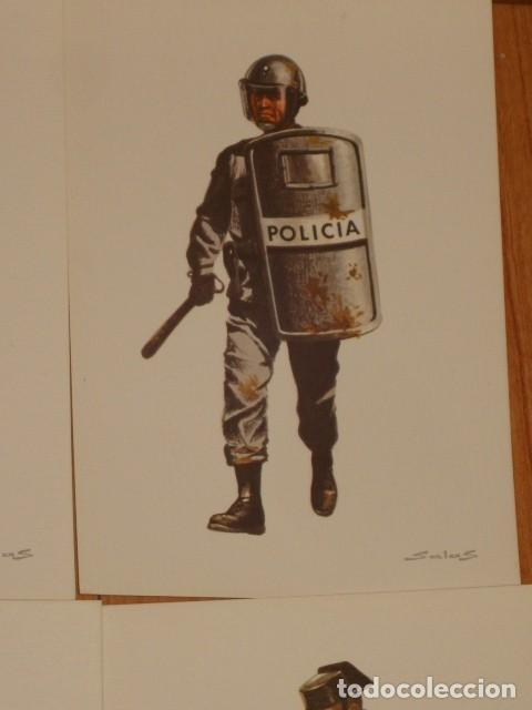 Postales: POSTAL MILITAR,LOTE DE 31 POSTALES MILITARES DE COLECCION,SALAS. - Foto 12 - 107327979