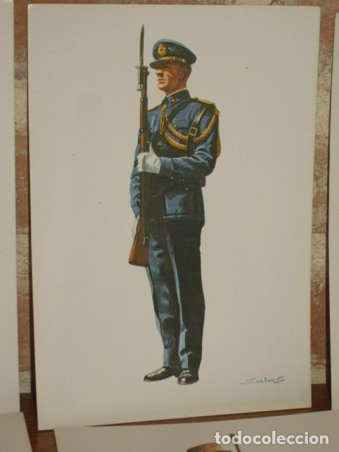 Postales: POSTAL MILITAR,LOTE DE 31 POSTALES MILITARES DE COLECCION,SALAS. - Foto 26 - 107327979