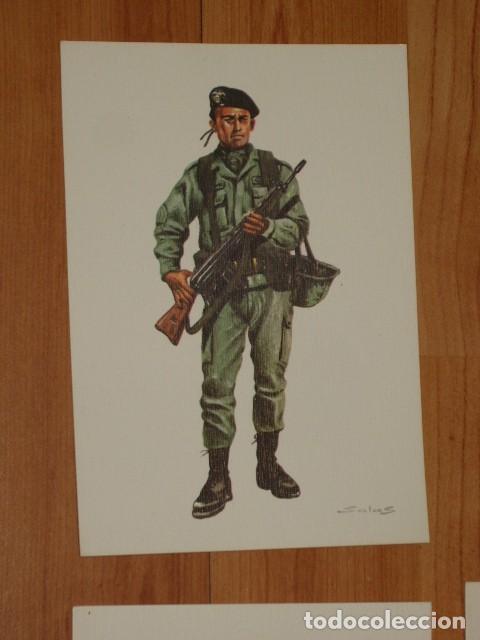 Postales: POSTAL MILITAR,LOTE DE 31 POSTALES MILITARES DE COLECCION,SALAS. - Foto 31 - 107327979