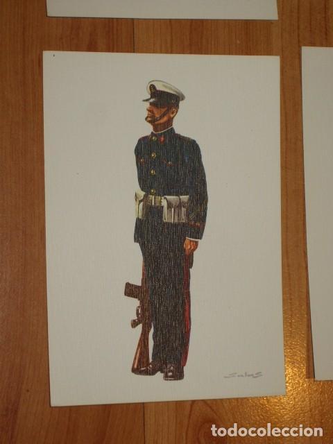 Postales: POSTAL MILITAR,LOTE DE 31 POSTALES MILITARES DE COLECCION,SALAS. - Foto 32 - 107327979