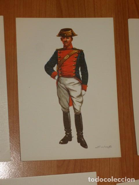 Postales: POSTAL MILITAR,LOTE DE 31 POSTALES MILITARES DE COLECCION,SALAS. - Foto 34 - 107327979