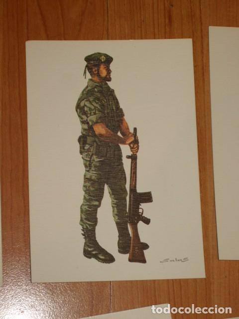 Postales: POSTAL MILITAR,LOTE DE 31 POSTALES MILITARES DE COLECCION,SALAS. - Foto 35 - 107327979