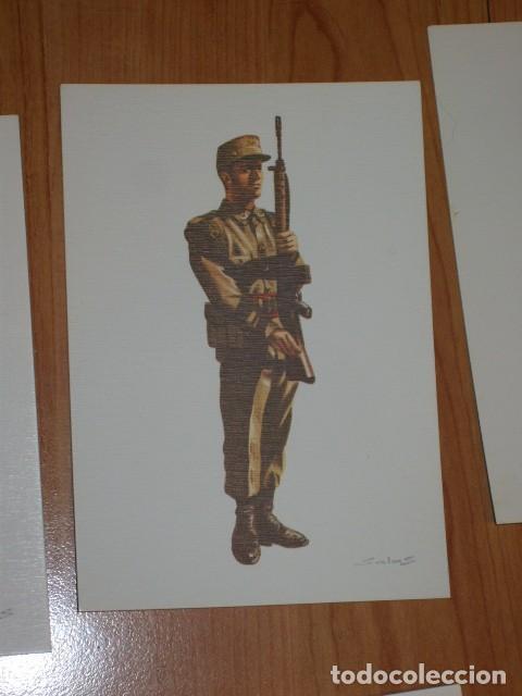 Postales: POSTAL MILITAR,LOTE DE 31 POSTALES MILITARES DE COLECCION,SALAS. - Foto 36 - 107327979