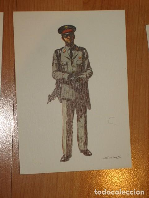 Postales: POSTAL MILITAR,LOTE DE 31 POSTALES MILITARES DE COLECCION,SALAS. - Foto 40 - 107327979
