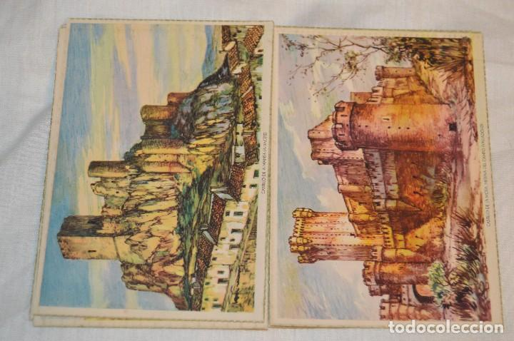 Postales: Serie 5502 LAIETANA - CASTILLOS DE ESPAÑA - COMPLETA 10 Postales - ¡Mira, haz oferta! - Foto 4 - 109291651