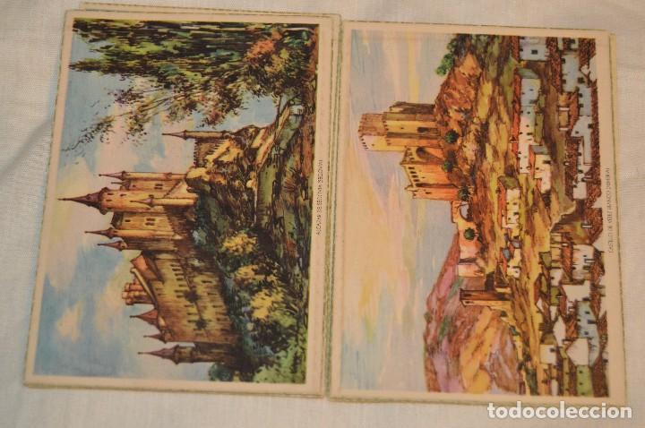Postales: Serie 5502 LAIETANA - CASTILLOS DE ESPAÑA - COMPLETA 10 Postales - ¡Mira, haz oferta! - Foto 5 - 109291651